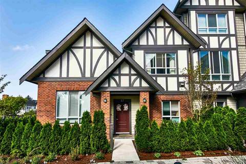 Townhouse for sale at 10388 No 2 Rd No Unit 27 Richmond British Columbia - MLS: R2391961
