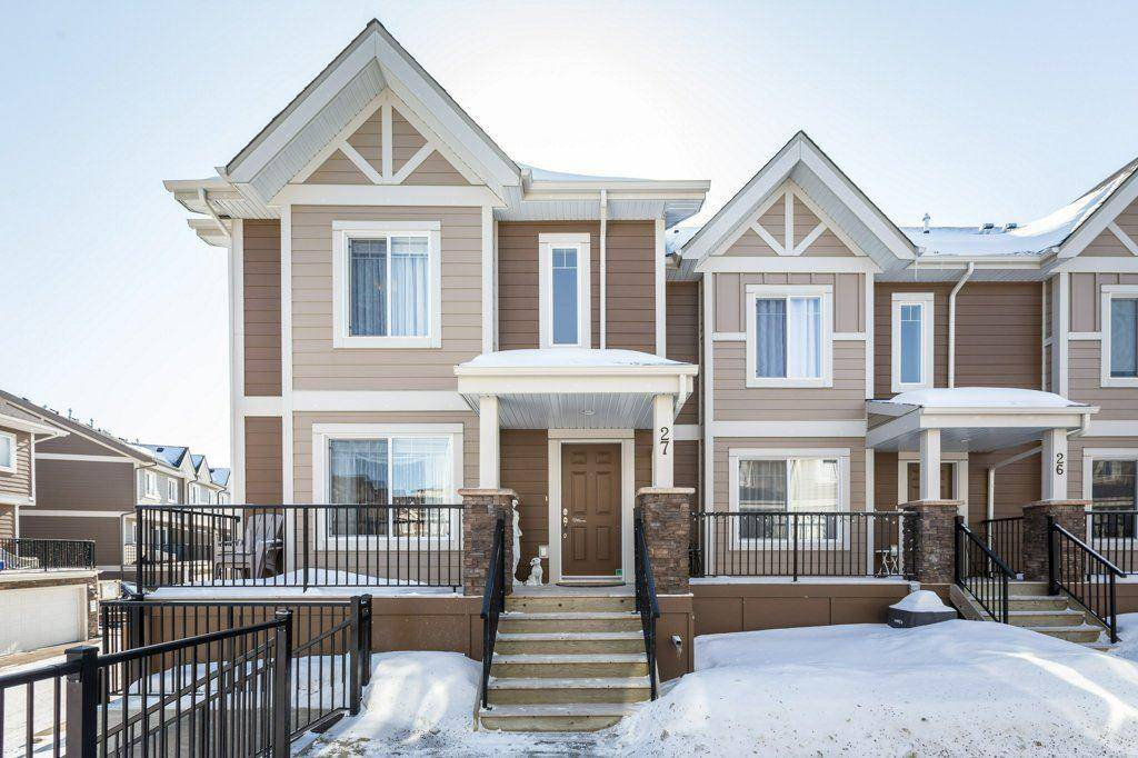 Townhouse for sale at 1150 Windemere Wy Sw Unit 27 Edmonton Alberta - MLS: E4191738