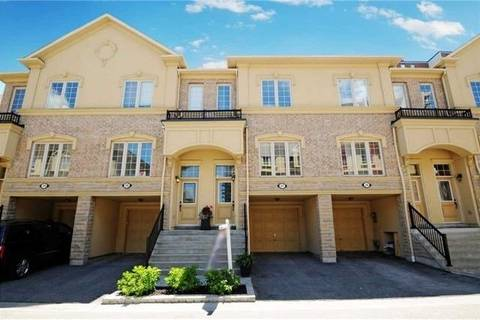 Townhouse for rent at 1250 St Martins Dr Unit 27 Pickering Ontario - MLS: E4630671