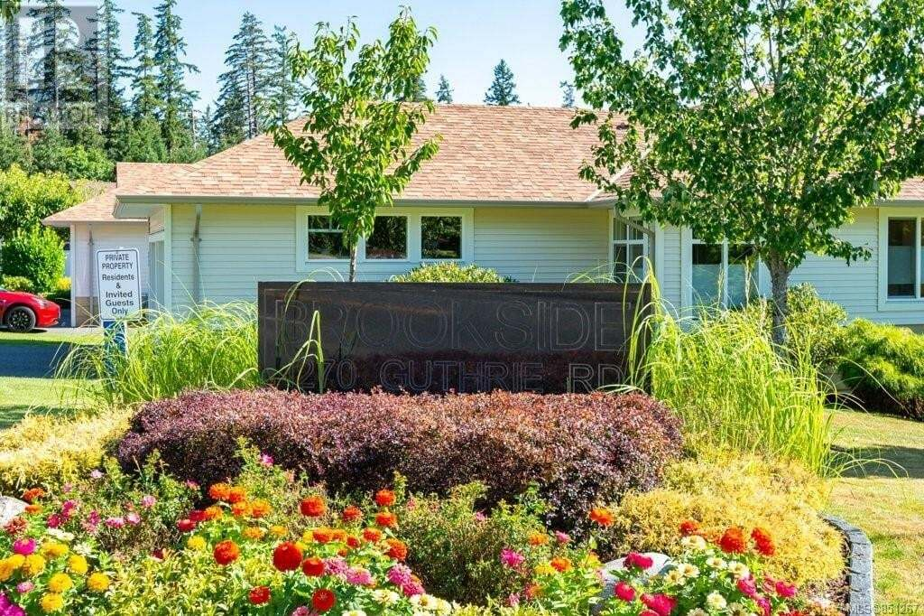 Townhouse for sale at 1270 Guthrie  Unit 27 Comox British Columbia - MLS: 851267