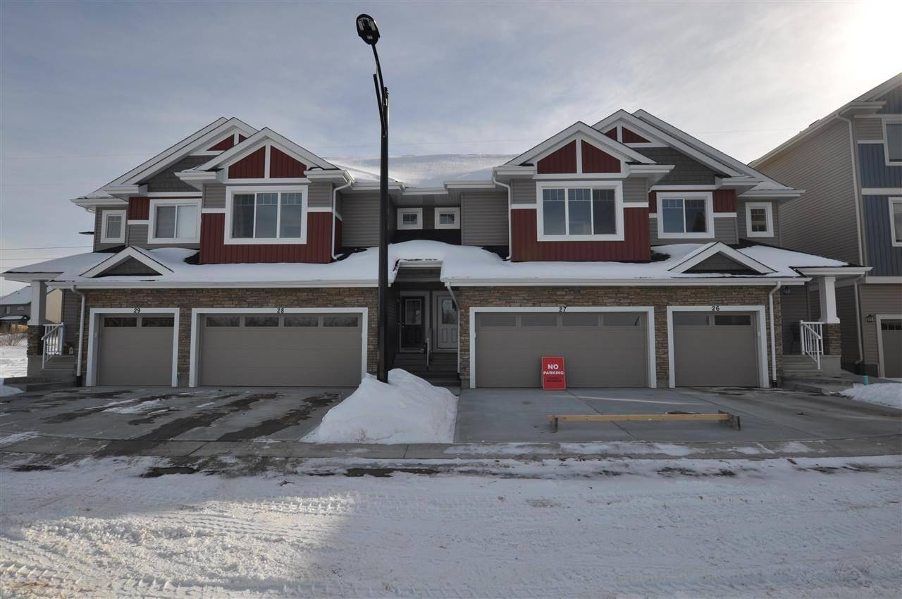 Townhouse for sale at 13139 205 St Nw Unit 27 Edmonton Alberta - MLS: E4187966