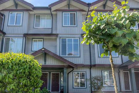 Townhouse for sale at 13528 96 Ave Unit 27 Surrey British Columbia - MLS: R2372162