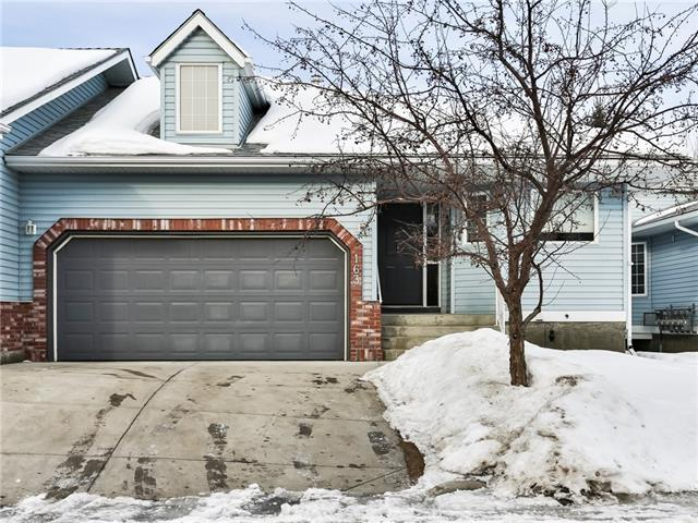 For Sale: 163 Valley Ridge Heights Northwest, Calgary, AB   2 Bed, 2 Bath Townhouse for $434,800. See 36 photos!