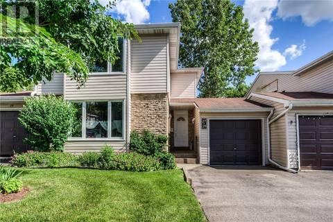 Townhouse for sale at 169 Elm Ridge Dr Unit 27 Kitchener Ontario - MLS: 30746788