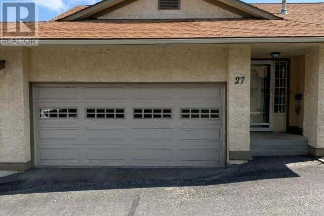 Townhouse for sale at 1750 Pacific Way  Unit 27 Kamloops British Columbia - MLS: 157283