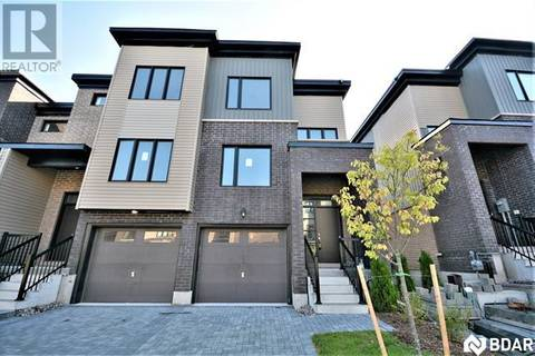 Townhouse for sale at 199 Ardagh Rd Unit 27 Barrie Ontario - MLS: 30673891