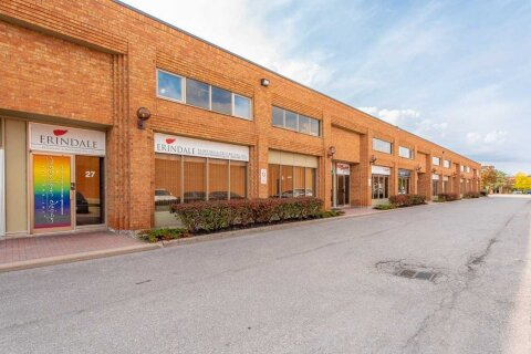 Commercial property for lease at 207 Edgeley Blvd Apartment 27 Vaughan Ontario - MLS: N4928265