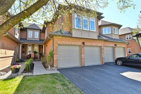 Townhouse for sale at 2165 Country Club Dr Unit 27 Burlington Ontario - MLS: 30806441