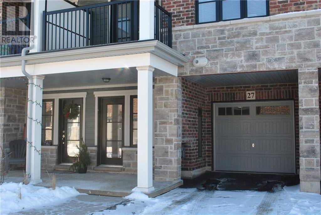Townhouse for sale at 219 Dundas St East Unit 27 Waterdown Ontario - MLS: 30786805