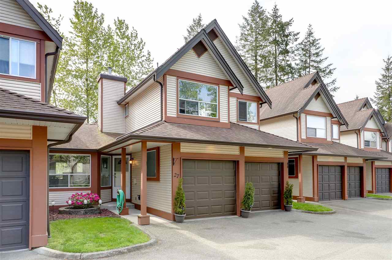 Sold: 27 - 23151 Haney By Pass, Maple Ridge, BC