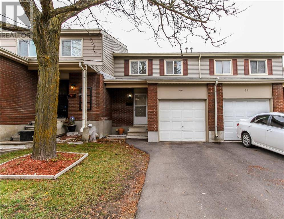 Townhouse for sale at 2415 Southvale Cres Unit 27 Ottawa Ontario - MLS: 1174818