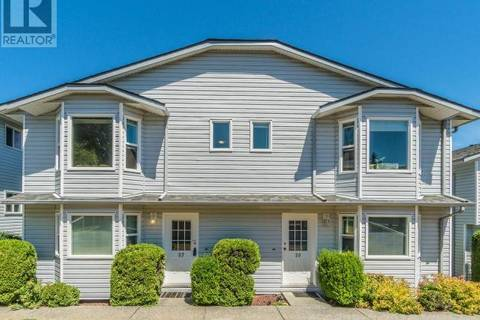 Townhouse for sale at 258 Harwell Rd Unit 27 Nanaimo British Columbia - MLS: 456898