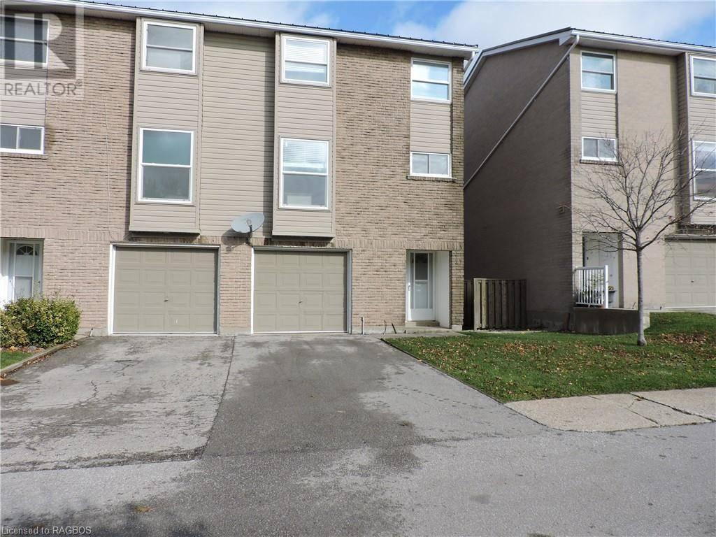 Townhouse for sale at 27 Philip Pl Unit 27 Kincardine Ontario - MLS: 247142
