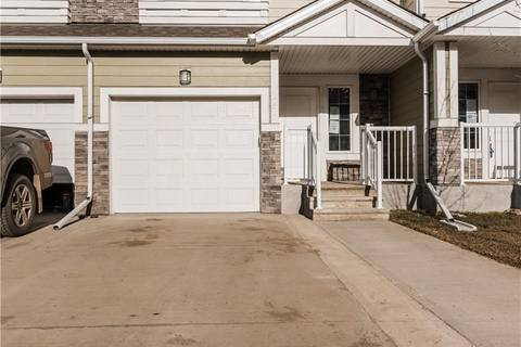Townhouse for sale at 284 Shalestone Wy Unit 27 Fort Mcmurray Alberta - MLS: fm0162927
