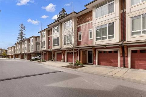 Townhouse for sale at 2929 156 St Unit 27 Surrey British Columbia - MLS: R2360560