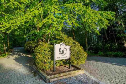 Townhouse for sale at 2978 Walton Ave Unit 27 Coquitlam British Columbia - MLS: R2485609