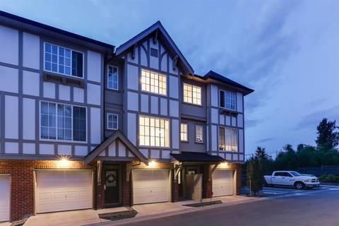 Townhouse for sale at 30989 Westridge Pl Unit 27 Abbotsford British Columbia - MLS: R2389117