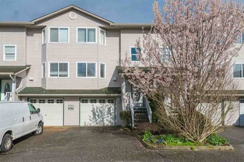 Townhouse for sale at 45090 Luckakuck Wy Unit 27 Chilliwack British Columbia - MLS: R2448292