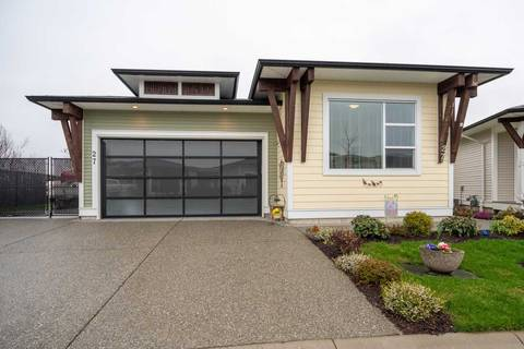 House for sale at 46213 Hakweles Rd Unit 27 Chilliwack British Columbia - MLS: R2439776