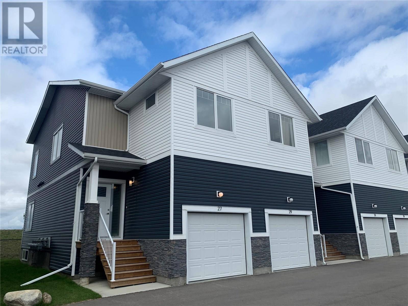 Townhouse for sale at 510 Kloppenburg Cres Unit 27 Saskatoon Saskatchewan - MLS: SK786109