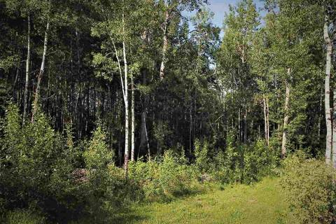 Home for sale at 53515 Range Rd Unit 27 Rural Lac Ste. Anne County Alberta - MLS: E4161131