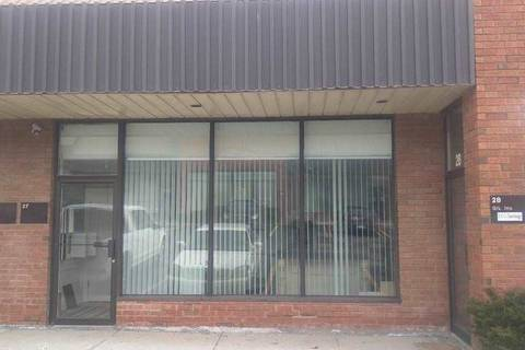 Commercial property for sale at 5359 Timberlea Blvd Unit 27 Mississauga Ontario - MLS: W4735585
