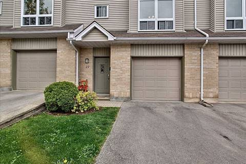 Condo for sale at 536 Third St Unit 27 London Ontario - MLS: X4456930