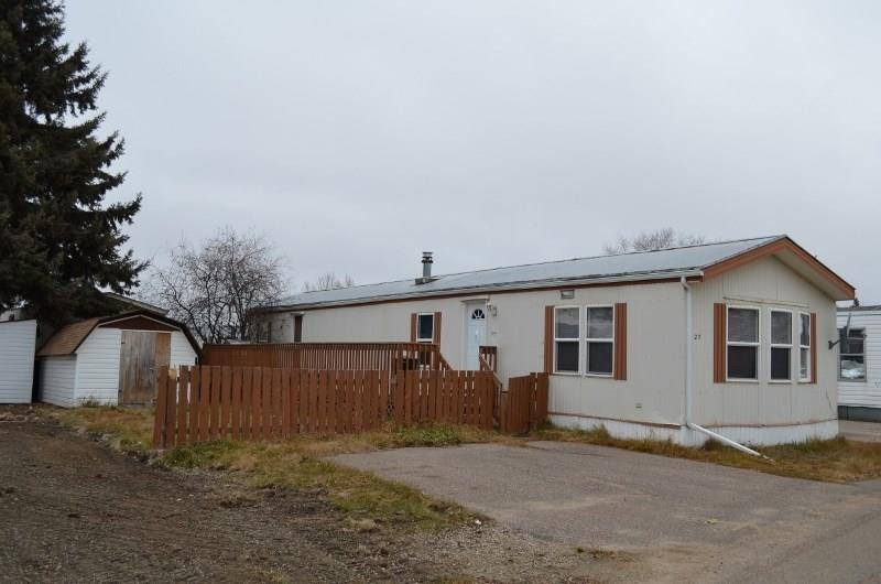 Residential property for sale at 5612 53 Ave Unit 27 Cold Lake Alberta - MLS: E4140050