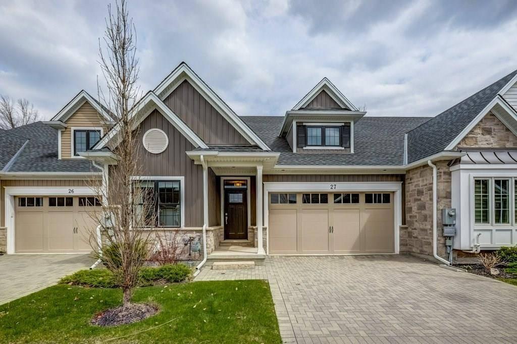 Townhouse for sale at 5622 Ironwood St Unit 27 Niagara Falls Ontario - MLS: 30802944