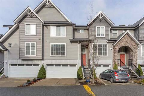 Townhouse for sale at 5965 Jinkerson Rd Unit 27 Sardis British Columbia - MLS: R2376690
