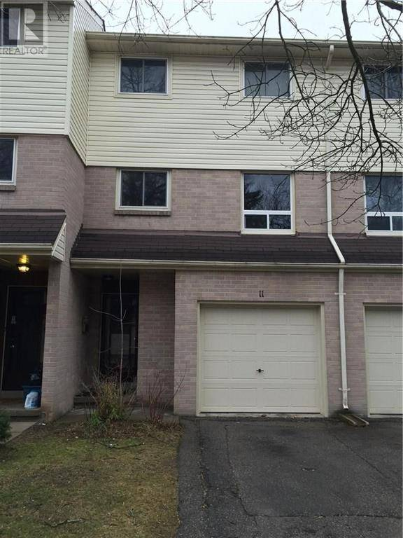 Townhouse for sale at 634 Strasburg Rd Unit 27 Kitchener Ontario - MLS: 30763572