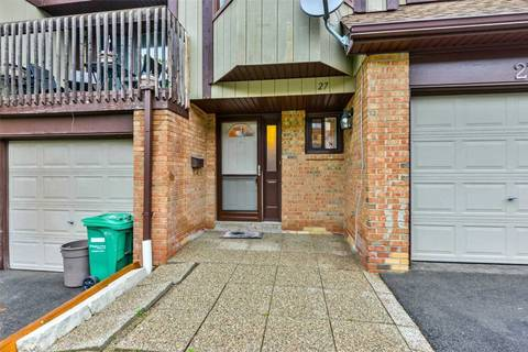 Condo for sale at 6780 Formentera Ave Unit 27 Mississauga Ontario - MLS: W4547088