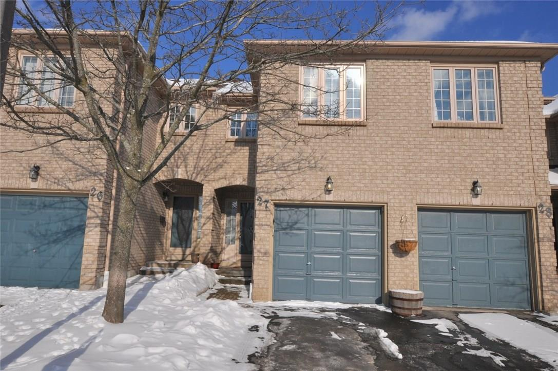 Removed: 27 - 75 Ryans Way, Waterdown, ON - Removed on 2018-03-26 22:11:05