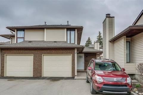 Townhouse for sale at 76 Cedardale Cres Southwest Unit 27 Calgary Alberta - MLS: C4244119
