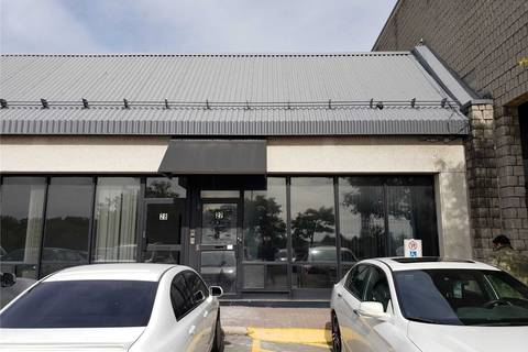 Commercial property for lease at 7956 Torbram Rd Apartment 27 Brampton Ontario - MLS: W4634766