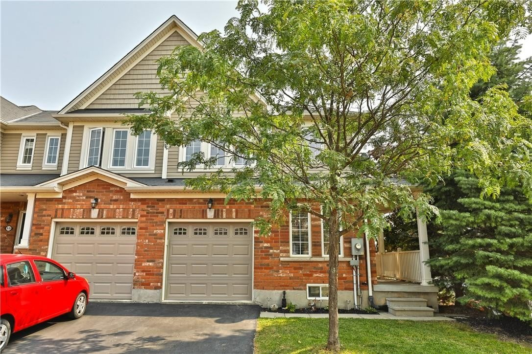 Townhouse for sale at 8 Bradley Ave Unit 27 Binbrook Ontario - MLS: H4089065