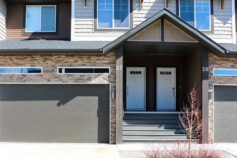 Townhouse for sale at 800 St Andrews Ln Unit 27 Warman Saskatchewan - MLS: SK803241