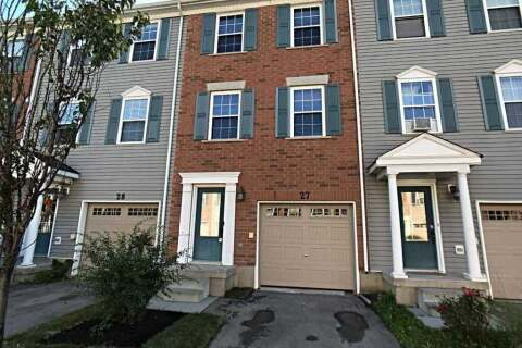 Townhouse for sale at 27 Coughlin Rd Barrie Ontario - MLS: S4849856