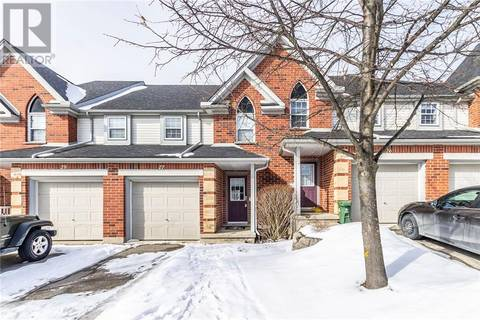 Townhouse for sale at 920 Edinburgh Rd South Unit 27 Guelph Ontario - MLS: 30791430