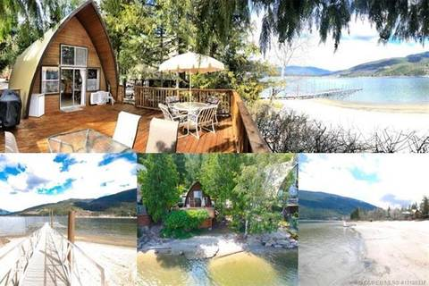 House for sale at 9866 Mara West Rd Unit 27 Sicamous British Columbia - MLS: 10180337