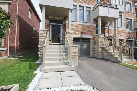Townhouse for sale at 27 Agava St Brampton Ontario - MLS: W4809449