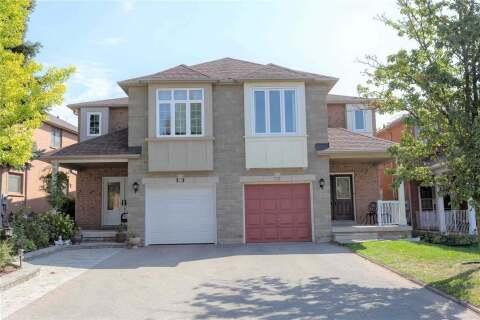 Townhouse for sale at 27 Alberta Dr Vaughan Ontario - MLS: N4923232
