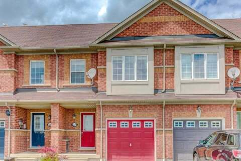 Townhouse for sale at 27 Arbuckle Wy Whitby Ontario - MLS: E4798528