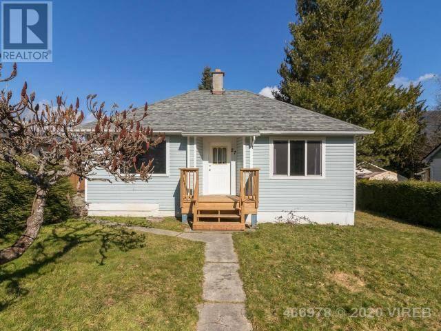 House for sale at 27 Arbutus St Lake Cowichan British Columbia - MLS: 466978