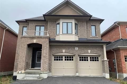 House for rent at 27 Arthur Mclaughlin St Clarington Ontario - MLS: E4612003