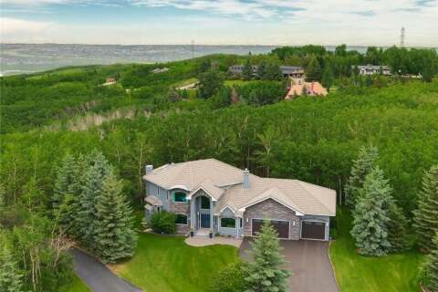 House for sale at 27 Artist View Pt Rural Rocky View County Alberta - MLS: A1022538