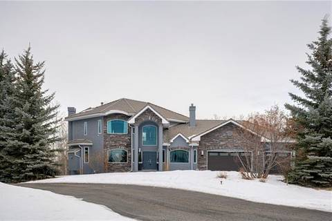 House for sale at 27 Artist View Point(e) Rural Rocky View County Alberta - MLS: C4288433
