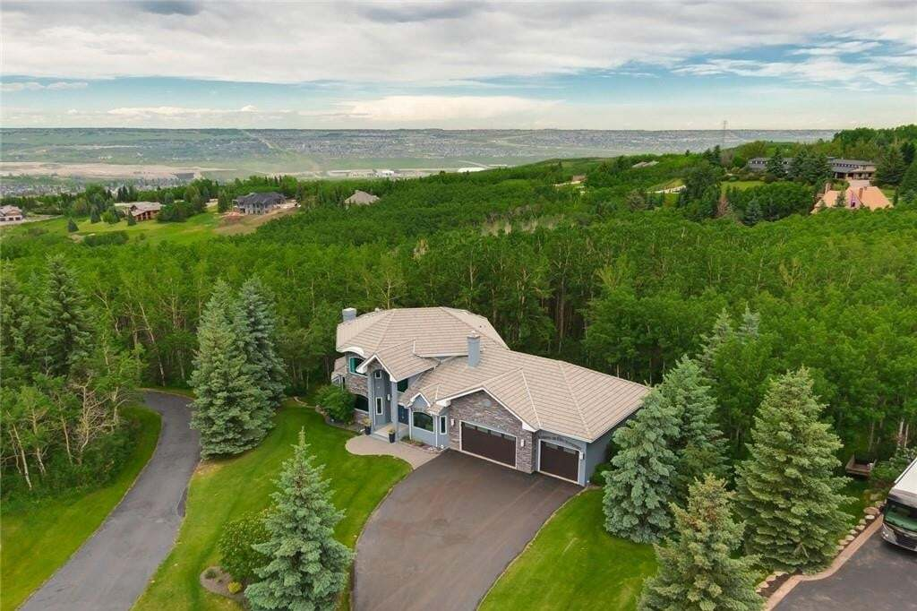 House for sale at 27 Artist View Pt Springbank, Rural Rocky View County Alberta - MLS: C4288433