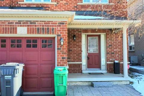 Townhouse for rent at 27 Ashmere Rd Brampton Ontario - MLS: W4698958