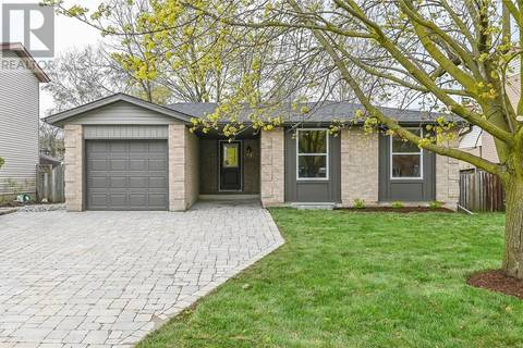 House for sale at 27 Aspen Valley Cres Guelph Ontario - MLS: 30734978